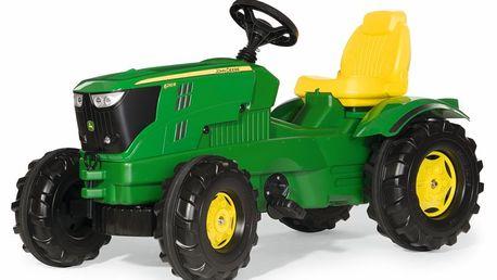 Šlapací traktor Rolly Toys Farmtrac John Deere 6210 - Rolly Toys