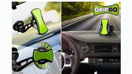 Používejte telefony a navigace během jízdy bezpečněji. 179 Kč za univerzální držák do auta, který je vhodný pro všechny typy mobilních telefonů a GPS navigací!