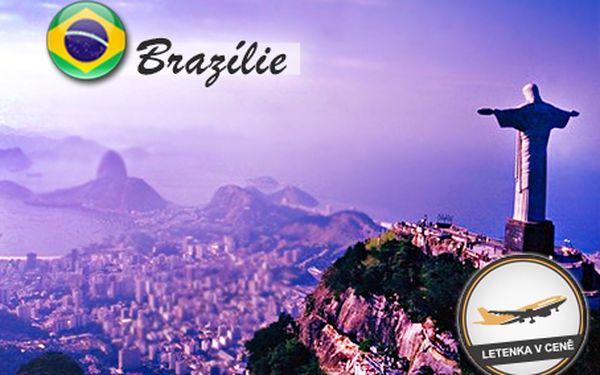 14denní zájezd do Brazílie a Argentiny! Cena včetně letenek a ubytování!