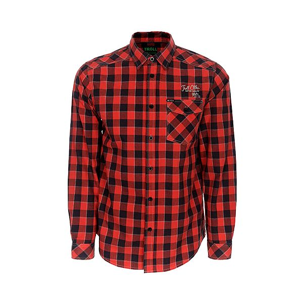Vykupto  Červeno-černá kostkovaná košile - Skrz.cz 8f633e304f