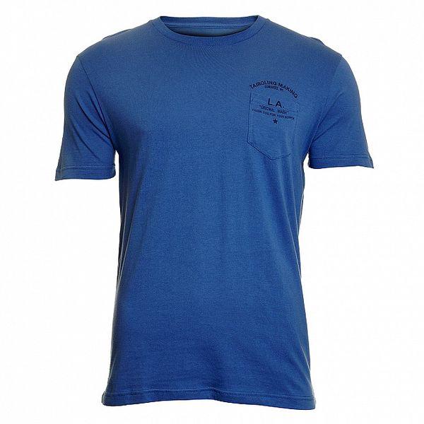 Pánske modré tričko Chaser