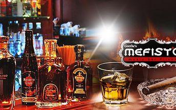 Sleva 50% na originální degustaci KARIBSKÝCH RUMŮ v oblíbeném MEFISTO baru v centru Plzně! Ochutnávka 6 vzorků včetně výkladu, to je super zážitek jen za 399 Kč!