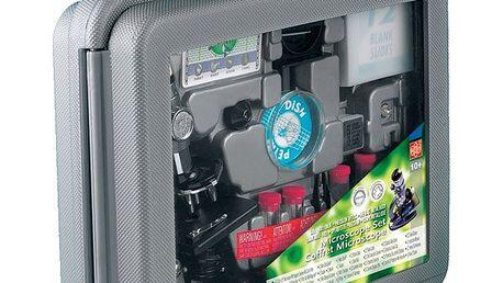 Mac Toys Kovový mikroskop v kufříku 100x-900x - II. jakost