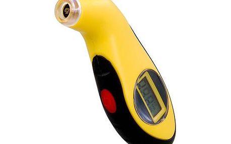 Digitální měřič tlaku v pneumatikách a poštovné ZDARMA! - 147