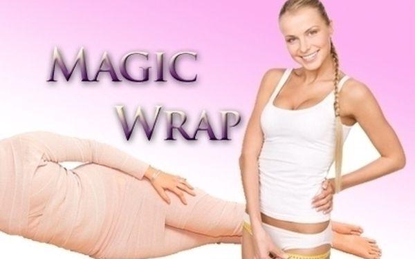 MAGIC WRAP - hubněte efektivně a bez námahy. Garance ztráty 15cm ZA POUHÉ 2 HODINY! 100% přírodní, efektivní a spolehlivá metoda