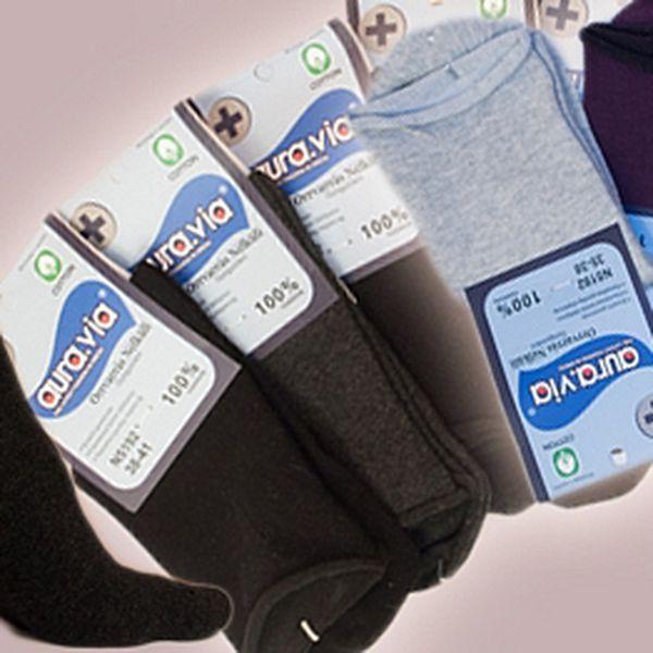 5 párů zdravotních ponožek