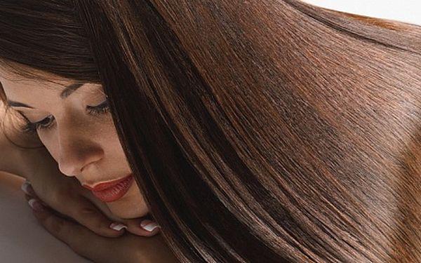 Péče Salerm Keratin Shot slouží jako preventivní opatření ztráty keratinu z vlasů