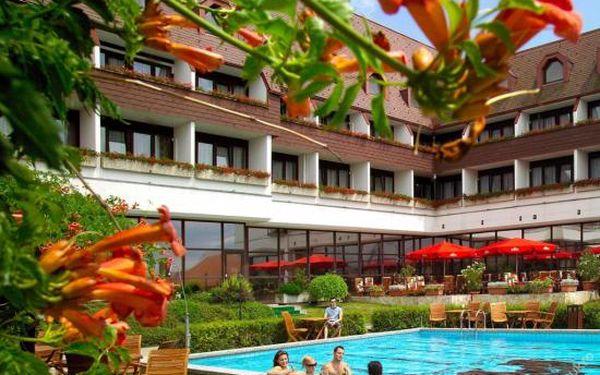 Magická Šopron - 4**** hotel pro dva s polopenzí na 3 dny
