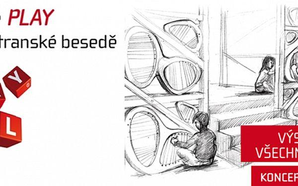 Interaktivní výstava Vikýře PLAY pro všechny smysly v Malostranské besedě