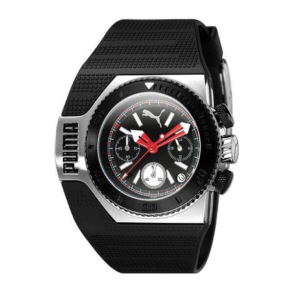Pánské hodinky Puma černé sportovní