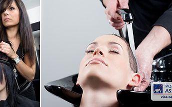 Využijte výběru z dámských kadeřnických balíčků - mytí, střih, foukaná, styling nebo +hloubková regeneracea navraťte svým vlasům ztracený lesk, sílu a hebkost nového vlasu! Pracujeme s vlasovou kosmetikou FRAMESI, DUSY, ING, SUBRINA
