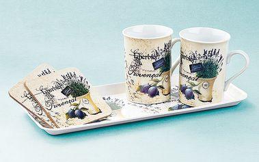 Snídaňová sada levandule - Zažijte snídani ve stylu Provence
