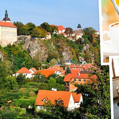 Tři dny s polopenzí v jižních Čechách
