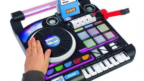 SIMBA Elektronický mixážní pult, vstup pro MP3 - II. jakost