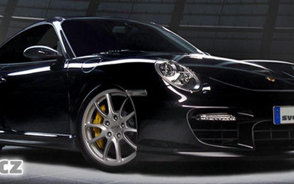 Uhánějte v nabušeném Porsche 991 Turbo nebo Porsche 911 Carrera Cabrio!