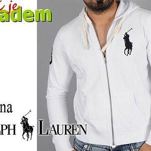 1498 Kč za MIKINU RALPH LAUREN RL126, barva bílá