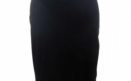 Dámska čierna sukňa 13 Cats so šnúrovačkou