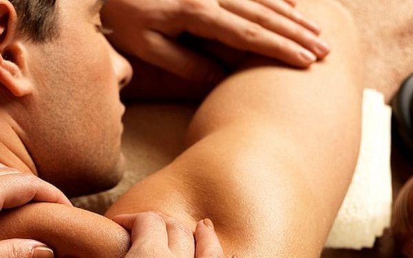 Relaxačná masáž pre pánov