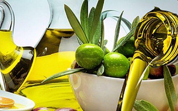Extra Virgin olive oil odrůdy Cornicabra 1 litr