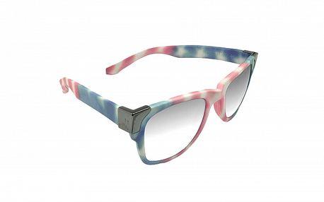 Gumové sluneční brýle Jumper-s v barvách americké vlajky
