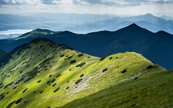 Nezapomenutelné léto v Nízkých Tatrách pro DVA na 3 dny