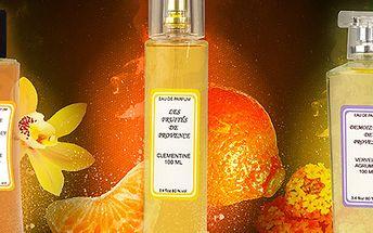 Čisté vůně z Provence - unikátní kolekce parfémů
