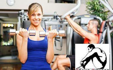 Permanentka na fitness nebo kruhový trénink!