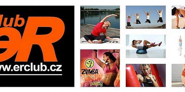 10 lekcí cvičení dle vlastního výběru v eRclubu na Smržovce a v Jablonci nad Nisou