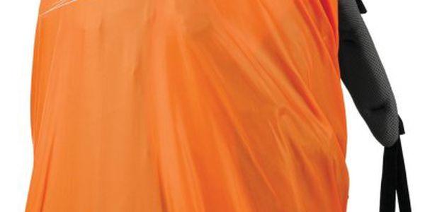 Lehká, voděodolná ochrana pro váš batoh. Vango Rain Cover Orange S (25-35l)