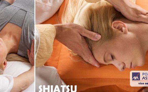 Shiatsu masáž v délce 60 minut rozproudí tělesnou i psychickou energii a pomůže cítit se lépe. Těšíme se na Vás v salonu Šárky Vlačuskové!!