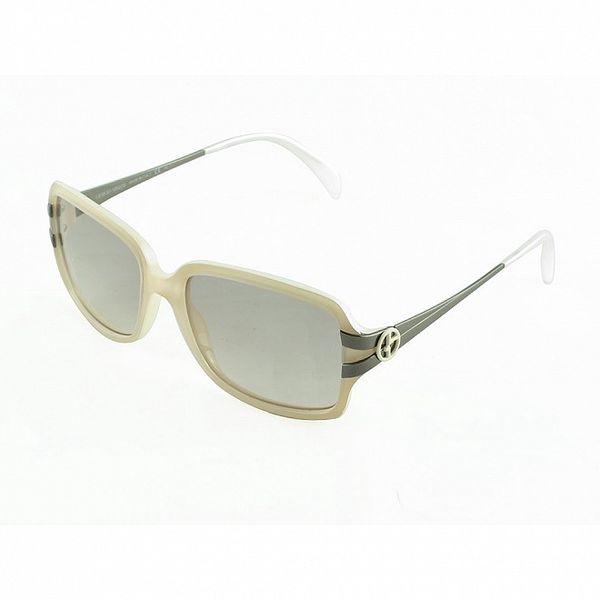 Dámské zelenkavé sluneční brýle Giorgio Armani