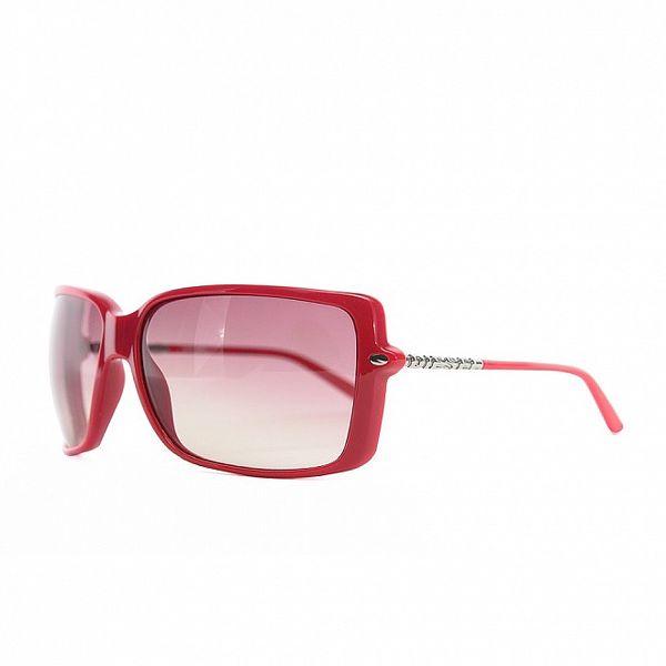 Dámské červené sluneční brýle Diesel