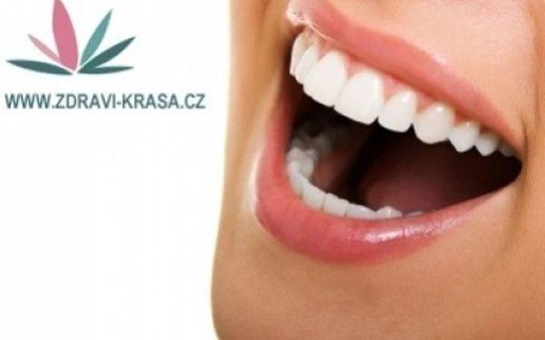 Bělení zubů metodou Smile Brilliant!!! BEZ použití PEROXIDU! Přímo z USA! Špičková metoda bělení zubů až o 8 odstínů. Mějte úsměv jako hollywoodská celebrita!