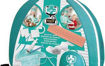 SES Doktorský kufřík - Obsahuje všechny potřebné nástroje kzákladnímu ošetření