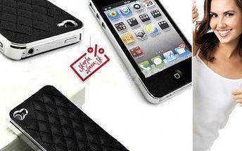 Luxusný zadný kryt pre váš iPhone 4/4S, ktorý poskytne spoľahlivú ochranu proti škrabancom za skvelú cenu 6,60 € vrátane poštovného!