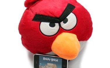 Angry Birds plyšáci - jsou plnění antialergenními kuličkami