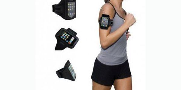 169 Kč za sportovní pouzdro na chytré telefony včetně doručení v ČR zdarma. Pouzdro je vhodné pro telefony Iphone, Samsung a další.