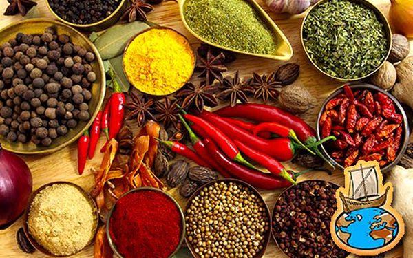 Afrodiziakální balíček 10 druhů koření