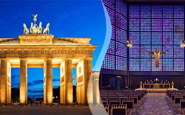Jedenodenní Berlín