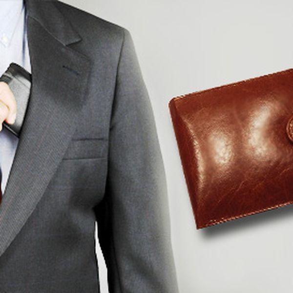 Kvalitné kožené peňaženky