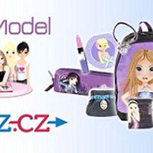 Získejte exkluzivní slevu 20% na nejširší online nabídku dívčí kolekce Top Model. Vše skladem s okamžitou expedicí!