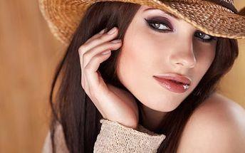 Profesionální 75 minutové kosmetické ošetření obli...