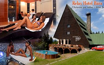 Relaxační pobyt v Krkonoších s 40% slevou
