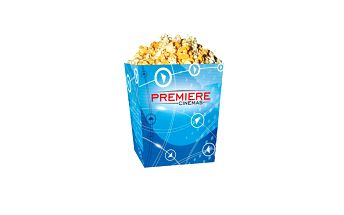 Hurá do kina! Popcorn v hodnotě 79 Kč zdarma při zakoupení 2 jakýchkoliv vstupenek do Premiere Cinemas Park Hostivař