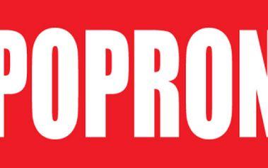 10% sleva na nákup filmů, hudby, knih a spousty dalších věcí pro radost na www.popron.cz - pro objednávky nad 1 000 Kč