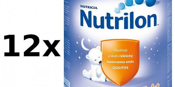 Kojenecká mléčná výživa Nutrilon 2 Good Night - 12 x 400g