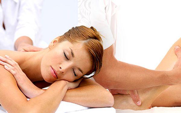Vyšetření a terapie zad Dornovou metodou a masáž