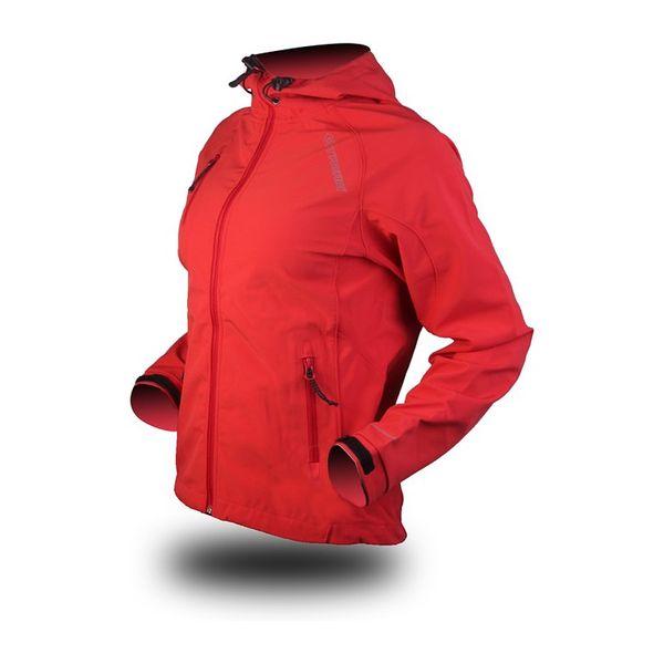 Dámská softshellová bunda Trimm Hannah červená