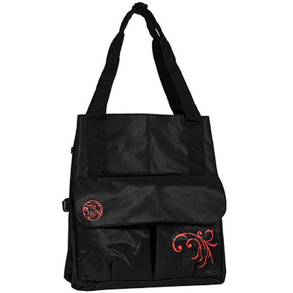Černá multifunkční taška