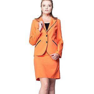 Oranžový kostým